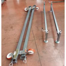 Ponteggio in alluminio Argo plus 4 campate - base stabilizzatrice