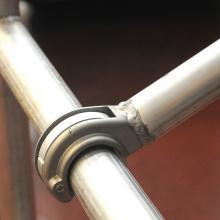 Ponteggio in alluminio Argo plus 4 campate - aggancio