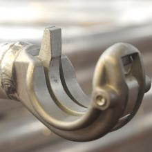 Ponteggio in alluminio Argo plus 4 campate - gancio